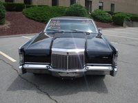 1969 Lincoln Continental 2 Dr Coupe picture, exterior