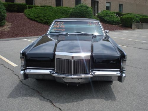 Picture of 1969 Lincoln Continental 2 Dr Coupe, exterior