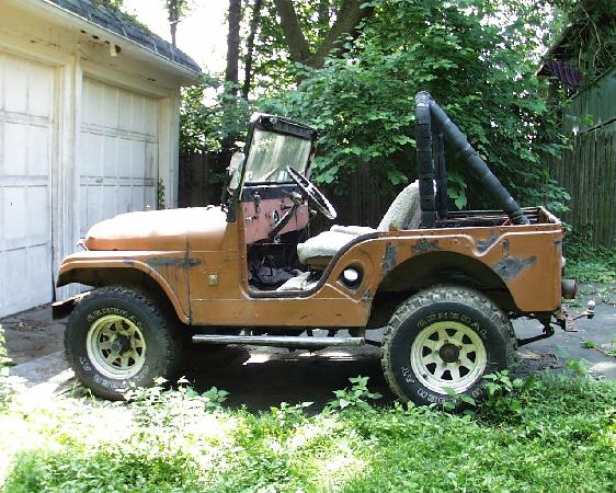 1965 Jeep CJ5 picture, exterior