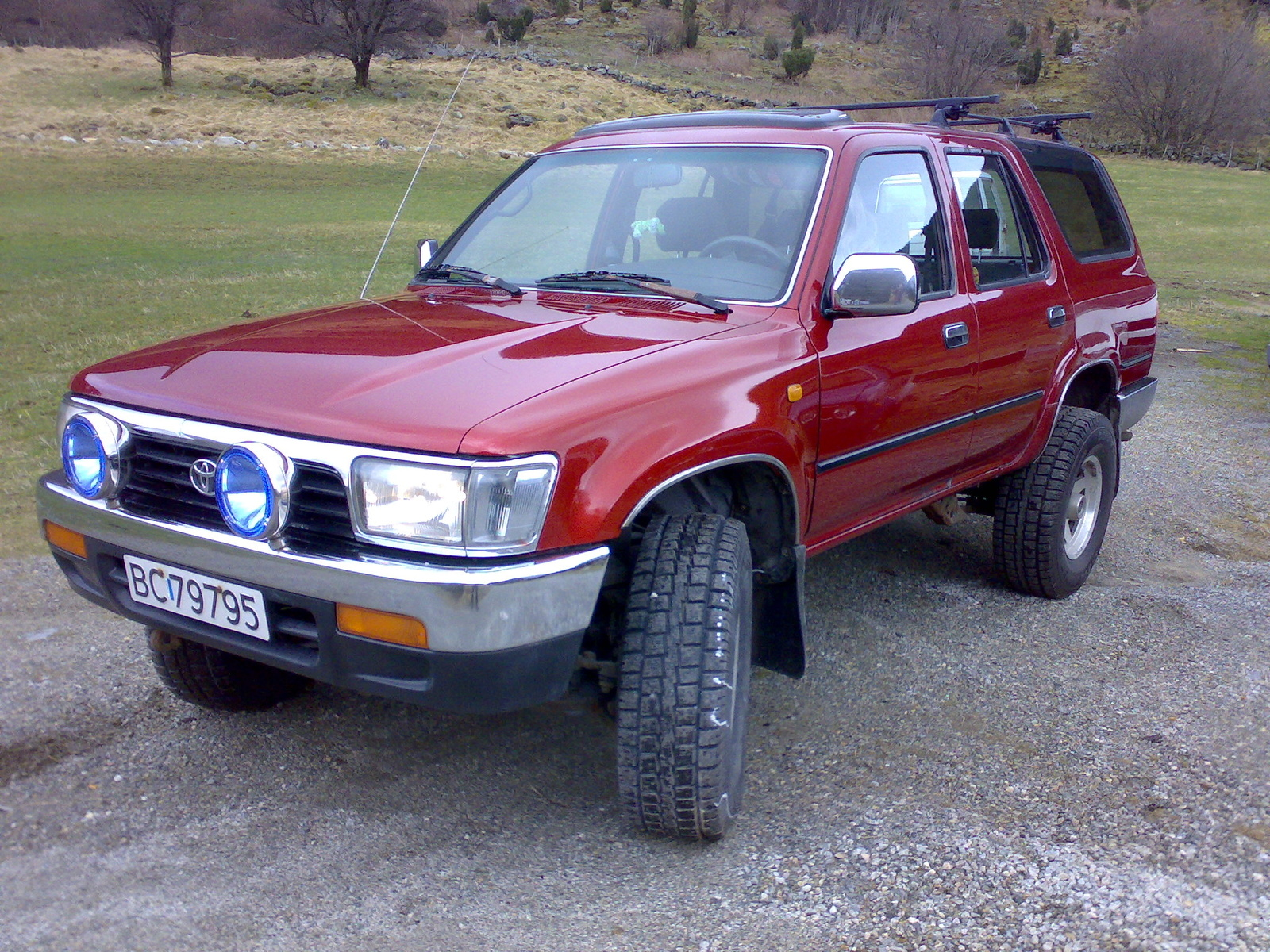 1992 Toyota 4Runner Pictures C3633