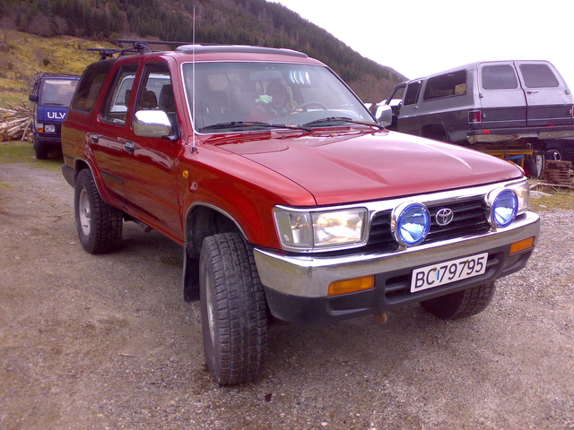 Picture of 1992 Toyota 4Runner