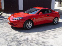 Picture of 2007 Hyundai Coupe, exterior