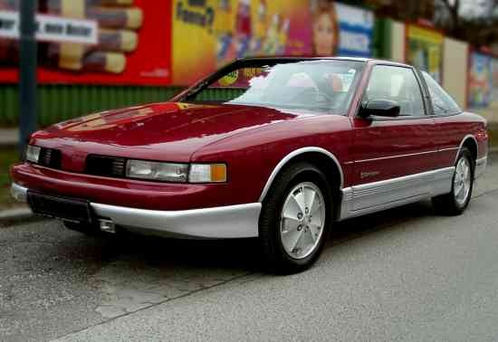 Picture Of 1990 Oldsmobile Cutlass Supreme 2 Dr International Coupe