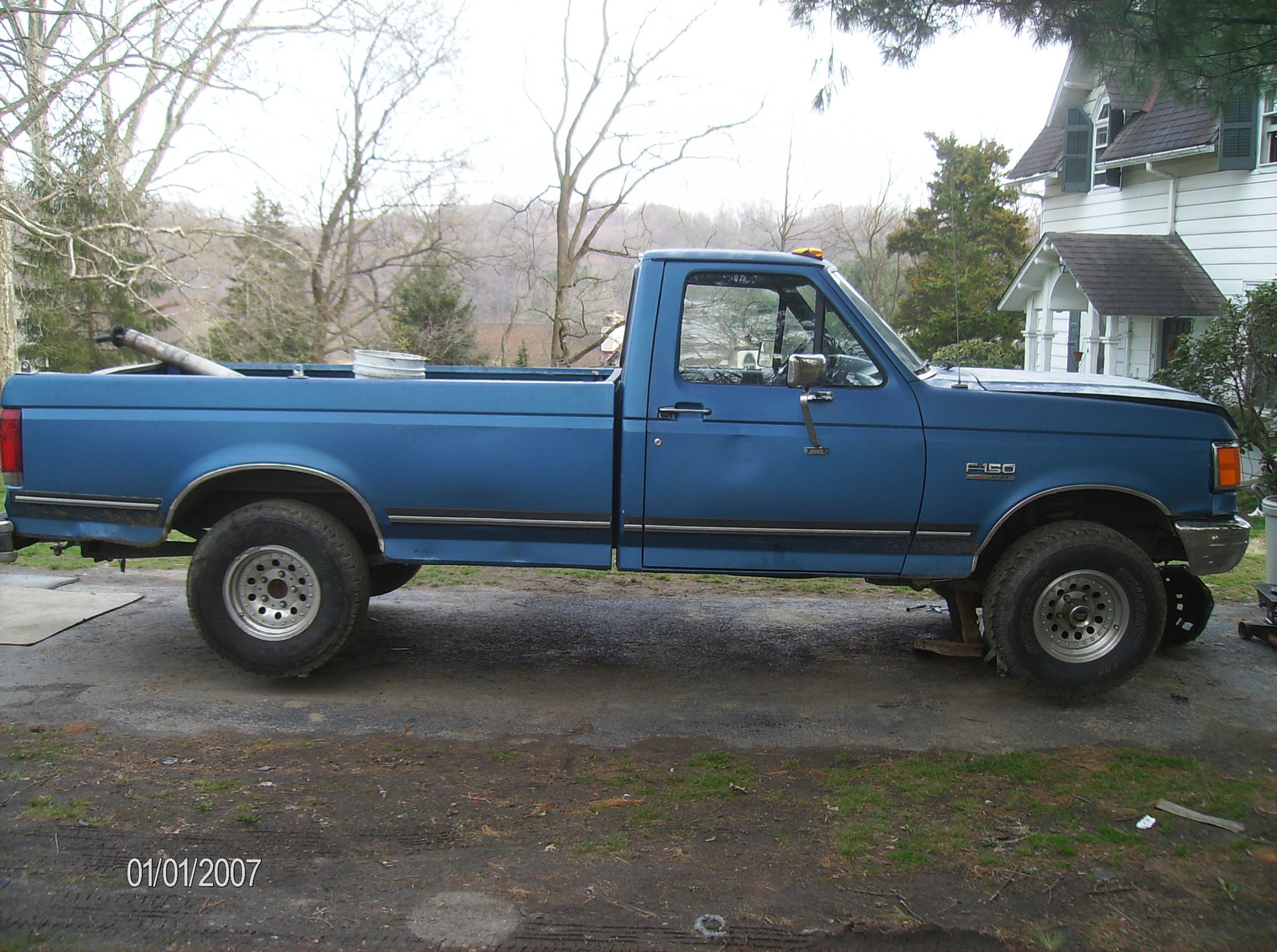 1992 ford f150 manual transmission