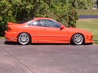 1994 Acura Integra 2 Dr RS Hatchback picture, exterior