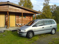 Picture of 2001 Opel Zafira, exterior