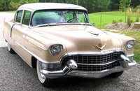 1955 Cadillac Eldorado Overview