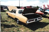 Picture of 1974 Chevrolet Bel Air, exterior, gallery_worthy
