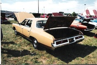 1974 Chevrolet Bel Air Overview