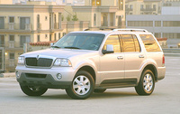 2005 Lincoln Aviator picture, exterior