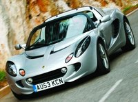 2003 Lotus Elise Overview