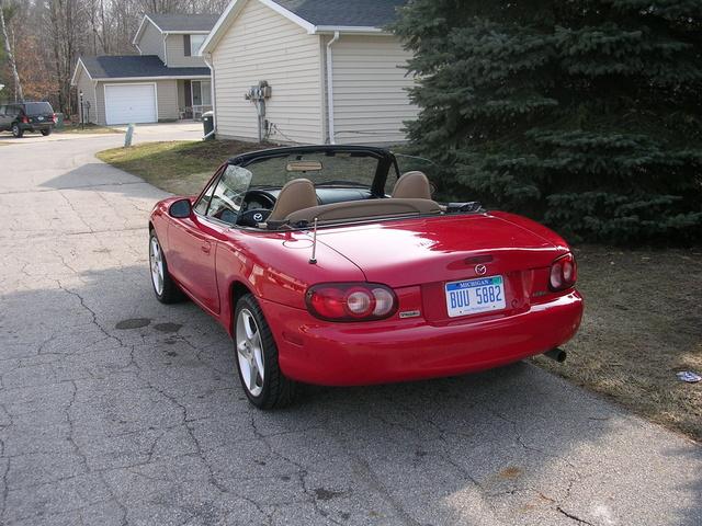 Picture of 2001 Mazda MX-5 Miata LS, exterior, gallery_worthy
