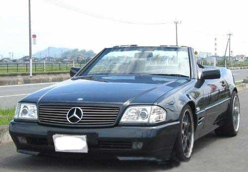 Picture of 1992 Mercedes-Benz SL-Class 500SL, exterior