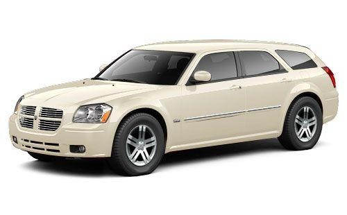 Picture of 2005 Dodge Magnum SE, exterior