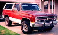 Picture of 1983 Chevrolet Blazer, exterior, gallery_worthy