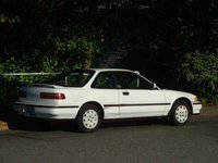 Picture of 1990 Acura Integra LS Coupe FWD, exterior, gallery_worthy