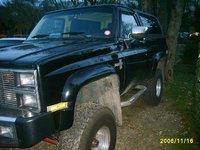 Picture of 1984 Chevrolet Blazer, exterior, gallery_worthy