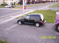 2001 Chrysler PT Cruiser Base picture, exterior