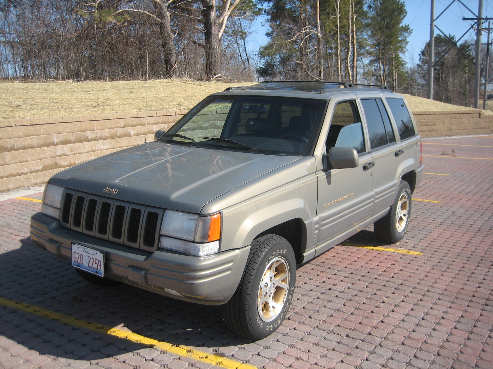 1996 jeep grand cherokee limited 4wd 1996 jeep grand cherokee 4 dr. Cars Review. Best American Auto & Cars Review
