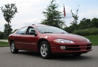 1998 Dodge Intrepid 4 Dr ES Sedan picture, exterior