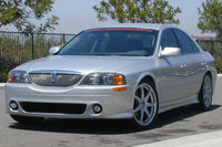 2004 Lincoln LS Overview