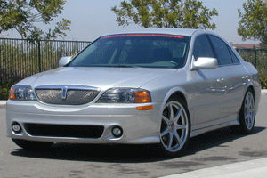 2004 Lincoln LS V8 Sport picture