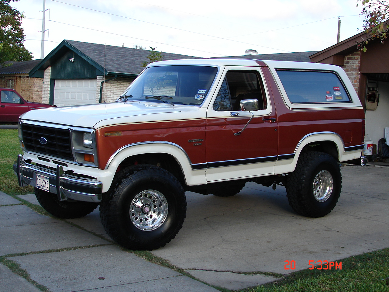 1984 Ford Bronco Pictures Cargurus