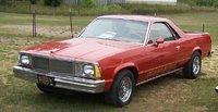 Picture of 1981 Chevrolet El Camino, exterior, gallery_worthy