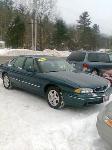 1998 Pontiac Bonneville
