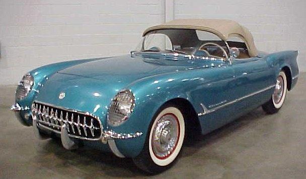 Picture of 1954 Chevrolet Corvette