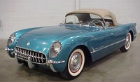 1954 Chevrolet Corvette Picture Gallery