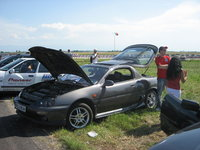 Picture of 1994 Mazda MX-3 2 Dr GS Hatchback, exterior, engine