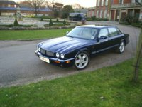 Picture of 1998 Jaguar XJR 4 Dr Supercharged Sedan, exterior