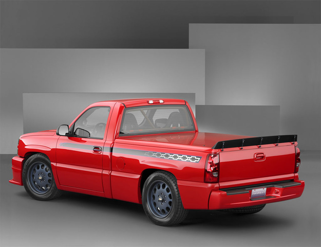 2006 chevrolet silverado 1500 ss overview cargurus. Black Bedroom Furniture Sets. Home Design Ideas