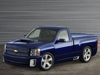 Picture of 2006 Chevrolet Silverado 1500 SS, exterior, gallery_worthy
