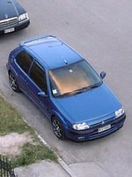 Picture of 1997 Citroen Saxo, exterior