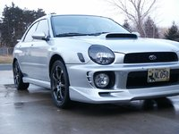 Picture of 2002 Subaru Impreza WRX Base, exterior, gallery_worthy