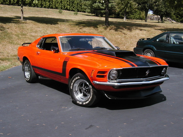 Picture of 1969 Ford Mustang Boss 302, exterior, gallery_worthy
