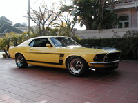 1969 Ford Mustang Boss 302 picture, exterior