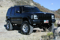 Picture of 1992 Jeep Cherokee 4 Dr Laredo 4WD