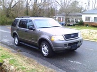 2002 Ford Explorer XLS 4WD picture, exterior