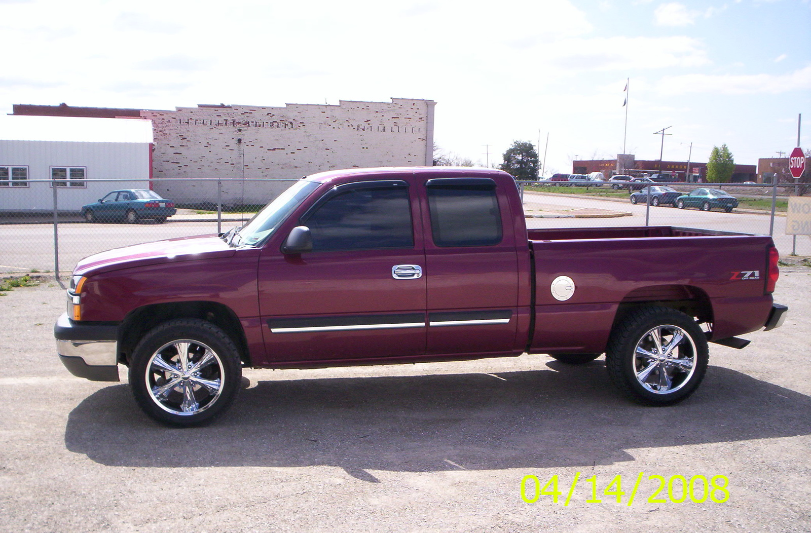 picture of 2004 chevrolet silverado 1500 z71 ext cab short bed 4wd. Cars Review. Best American Auto & Cars Review