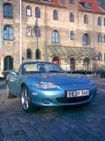Picture of 2001 Mazda MX-5 Miata Base, exterior