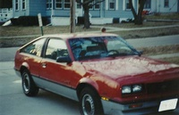 Picture of 1986 Chevrolet Cavalier, exterior