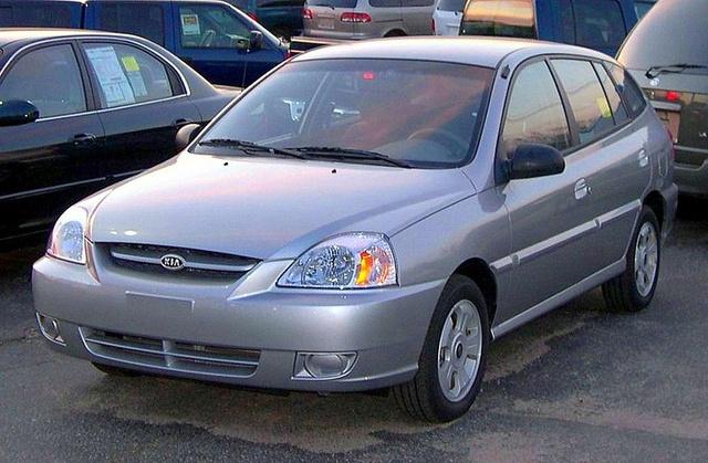 2004 Kia Rio