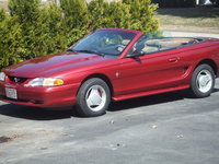 Picture of 1994 Ford Mustang Convertible, exterior, gallery_worthy