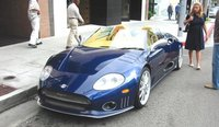 2001 Spyker C8 Overview