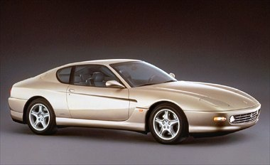 Picture of 2003 Ferrari 456M GT Coupe, exterior