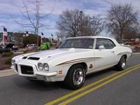 1971 Pontiac GTO Judge, exterior
