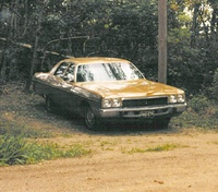 1973 Plymouth Fury picture, exterior